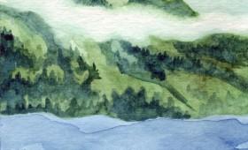 Quadra Island – Ocean I