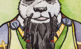 Blizzcon Badges – Hunters