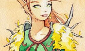 Blizzcon Badges – Druids