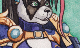 Blizzcon Badges – Monks