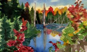 Québec Autumn