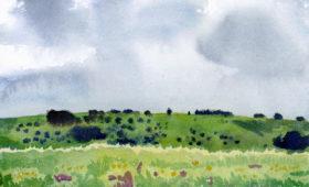 Nose Hill Storm